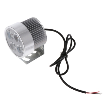 YAM DC12-85V 8W/12W/20W High Bright LED Spot Light Head Lamp Bulb Electric Car Motorcycle image
