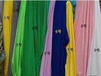 Freeshipping Matt Colored Spandex Knitted Fabrics Dance Apparel Fabrics Stretch Material Fabric For Dresses A743