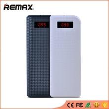 Remax proda banco portable 20000 mah batería externa powerbank cargador de batería externa para iphone 6 s teléfonos móviles tablet