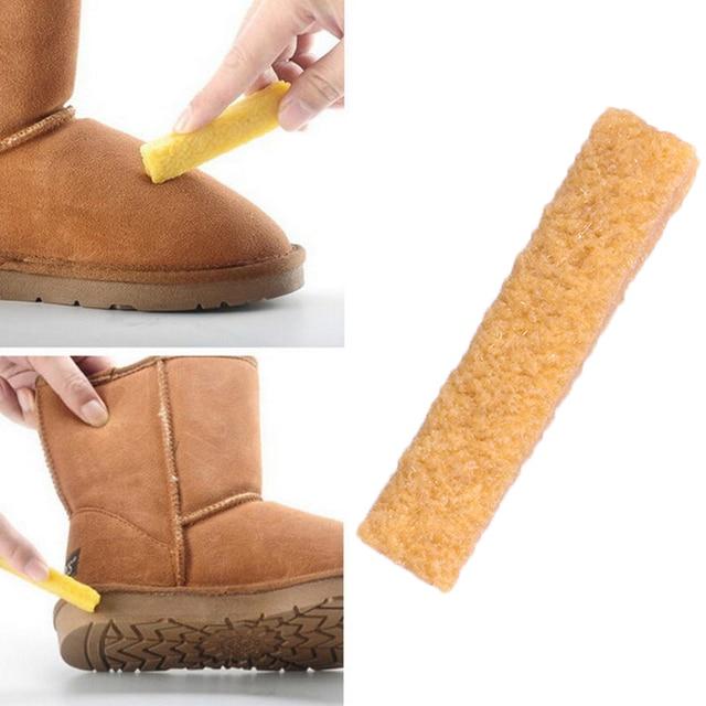 1/3 ชิ้นที่มีประโยชน์รองเท้ายางยางลบ Suede Nubuck หนัง Stain Boot รองเท้าทำความสะอาดรองเท้าหนังนิ่มรองเท้าทำความสะอาดเครื่องมือใหม่