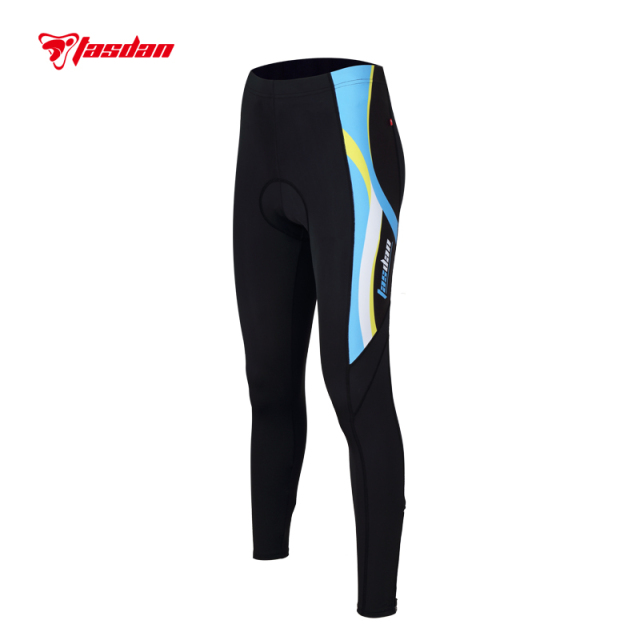 Tasdan Outdoor Wear Cycling Wear Cycling Clothes Women's Cycling Tights Pants 3D  CoolMax GEL pad