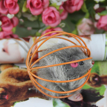 1Pcs Popular For Pets Cat toy toys Cute Kitten Gift Funny Play Toys Mouse Ball Best Cat Gift 0