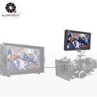 920x1200 pixels 4K HDMI 1 7'' 3G SDI Monitor Hot Shoe Standard 1/4 20 Mount For Photography DSLR Camera Video Studio Support