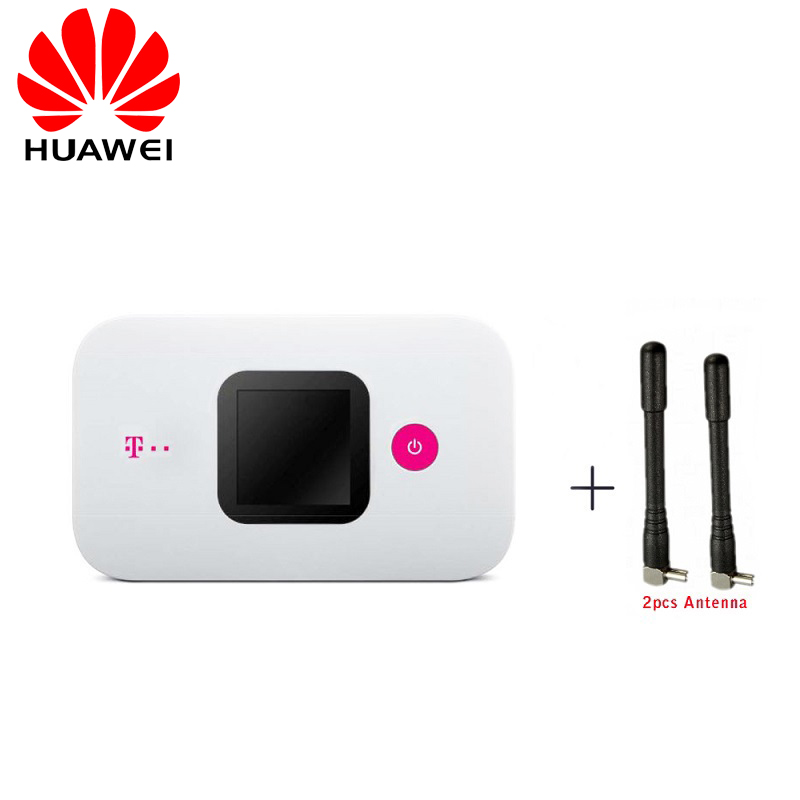 Unlocked Huawei E5577s-321 E5577cs-321 4G Mobile Wireless Router Mifi 4G 150mbps Hotspot Pocket 1500mah Modem With TS9 Antenna