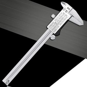 Image 5 - Digital Vernier Caliper 6 Inch 0 150mm Stainless Steel Electronic Caliper Micrometer Depth Measuring Tools