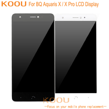 For BQ Aquaris X / X Pro LCD Display +Touch Screen Digitizer Assembly Replacement For BQ A