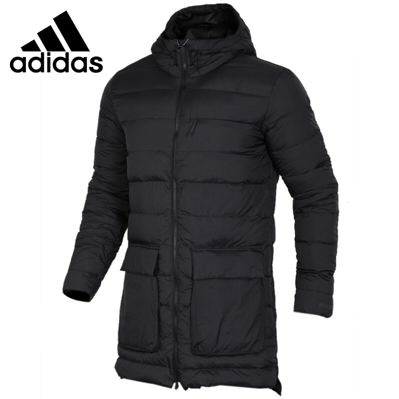 Original New Arrival 2018 Adidas CH ICEZEIT PA Men's Down coat Hiking Down Sportswear original new arrival nike as m nsw jkt hd dn fll aop gld men s down coat hiking down sportswear
