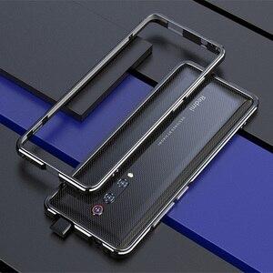 Image 5 - For Xiaomi Redmi K20 Pro Case Metal Frame Double Color Aluminum Bumper Protect Cover for Xiaomi Redmi K20 Mi 9T Pro Case