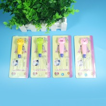 Digging dig earwax syringe ears japanese luminous spoon cleaning child ear