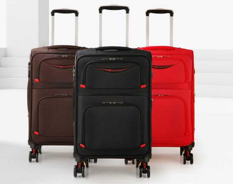 230bd465db1 ... Men Travel Luggage Suitcase Oxford Spinner suitcases Travel Rolling  luggage bags On Wheels Travel Wheeled Suitcase ...