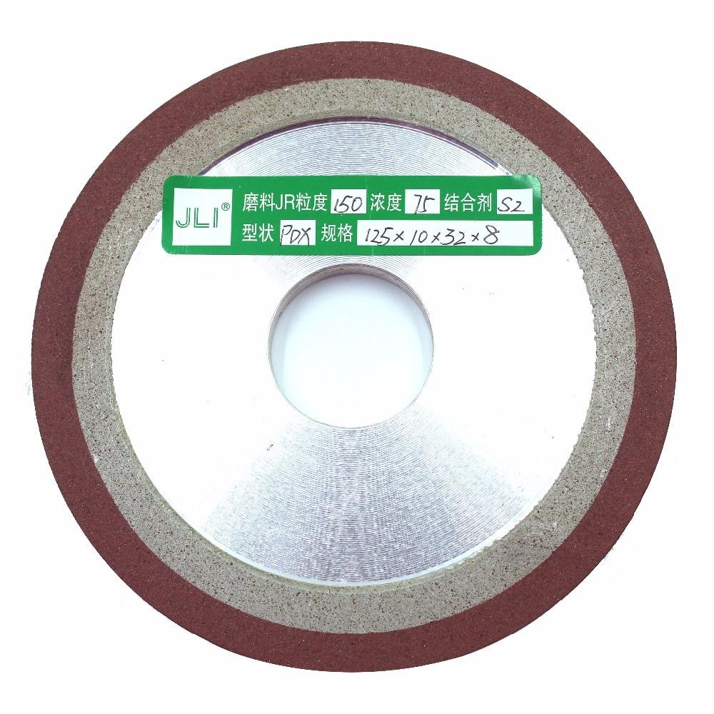 Aukštos kokybės 1 vnt laipsnio deimantinis diskas PDX 125 mm - Abrazyviniai įrankiai - Nuotrauka 5