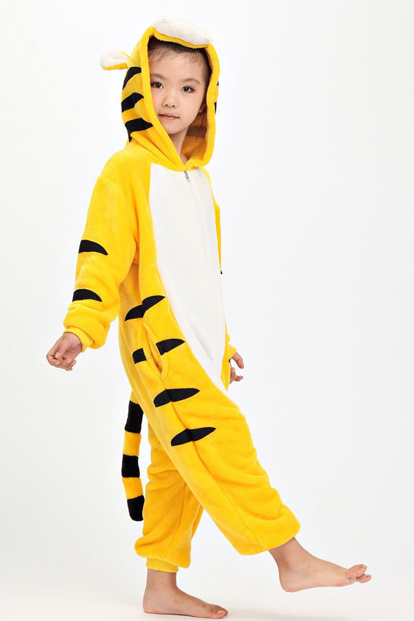 yellow tiger 1