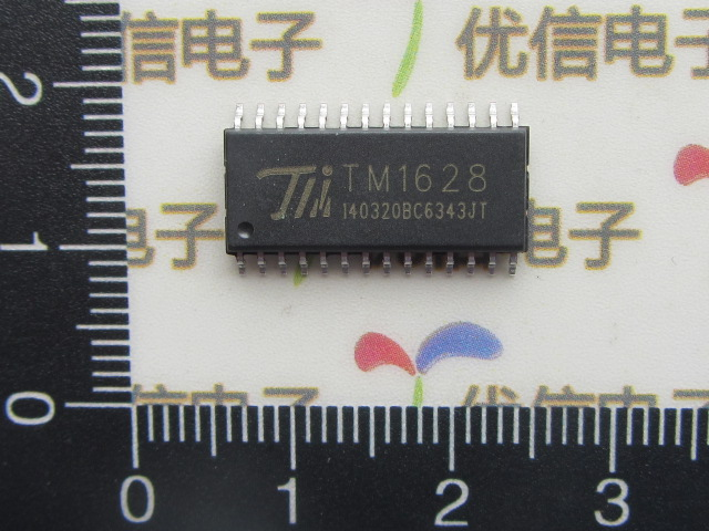 TM1628 SOP-28 SMD LED digital display driver IC original - A2125