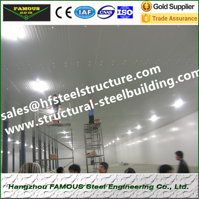 Chinese Refrigerator Freezer Parts Portable Cold Storage And Cold Room Chambers For Food Industries