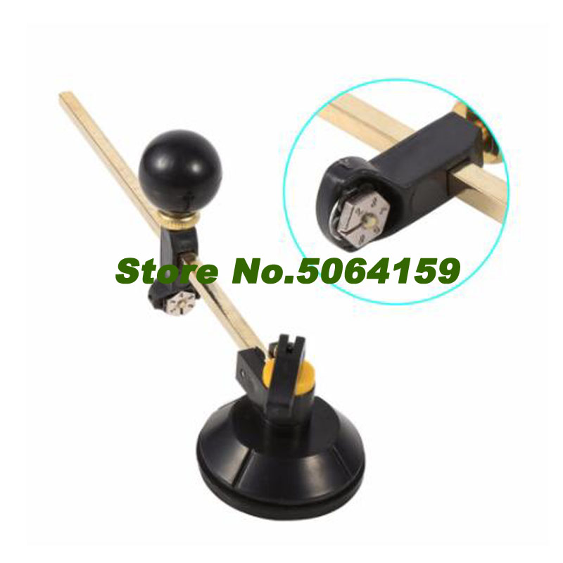 40/60cm 6 Wheel Glass Compasses Knife Lampblack Machine Hole Cutter Glass Hole Cutting Round Knife