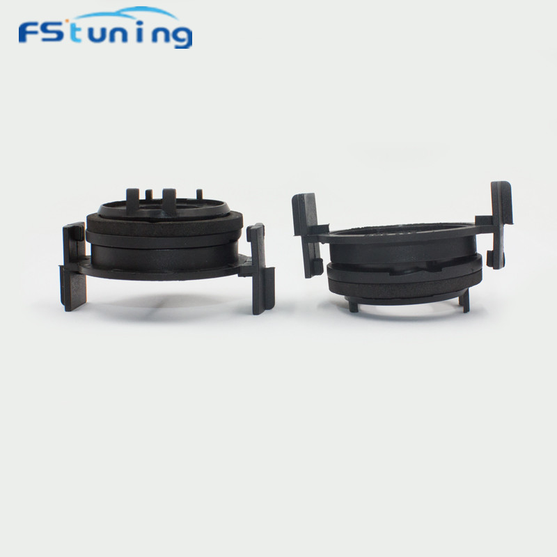 2pcs <font><b>LED</b></font> headlight bulb holder <font><b>adapter</b></font> for <font><b>Bmw</b></font> 3 Series <font><b>E46</b></font> fog lamp base car H7 <font><b>led</b></font> headlamp bulbs socket <font><b>adapter</b></font> image