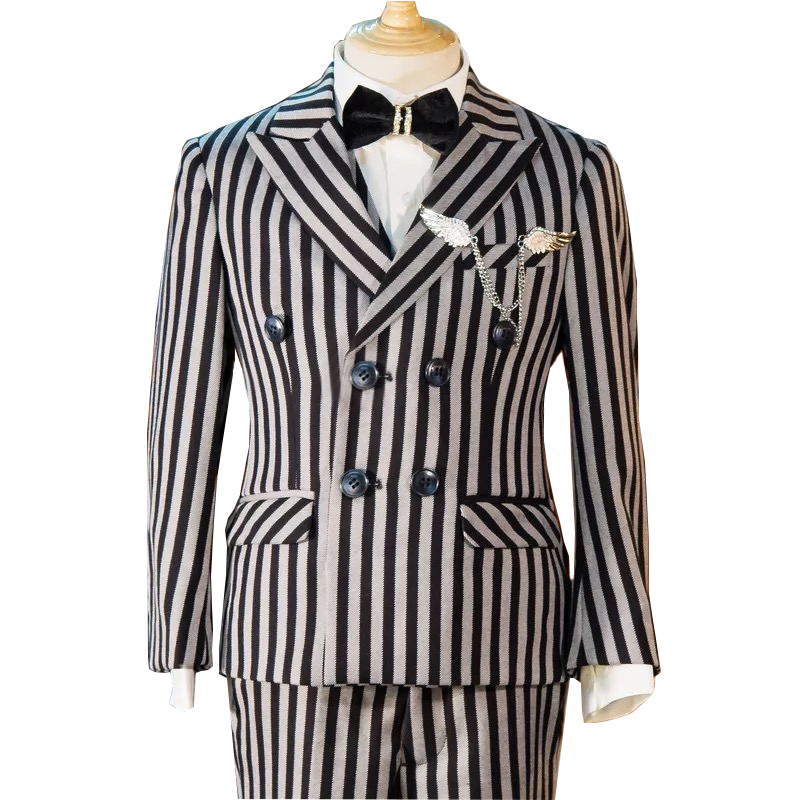Фото baby kids blazers suit for prom daily Casual Double Breasted boy