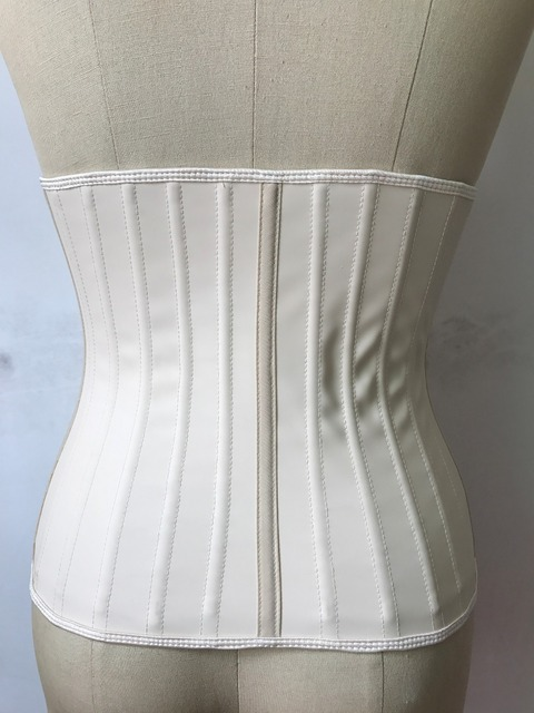 Latex Waist Abdomen Body Sculpting Neoprene Rubber Corset Steel Bone Tummy Control Fitness Shapers Hot Fat Burning Women Corset