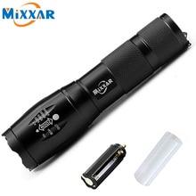 XM L T6 4000LM LED Flashlight