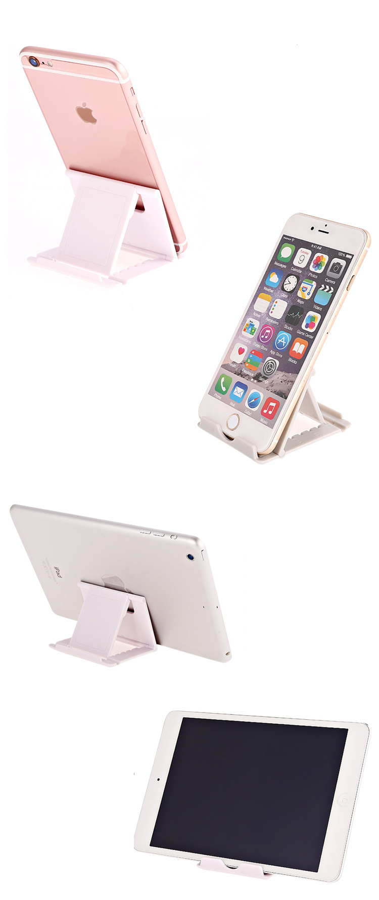 HTB1UMyqHb9YBuNjy0Fgq6AxcXXaY - Universal Mobile Phone Holder Easy To Charge Support