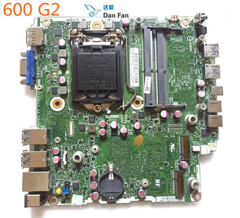 827979-001 For HP ProDesk 600 G2 Motherboard 825991-001 LG1151 Mainboard 100%tested fully work