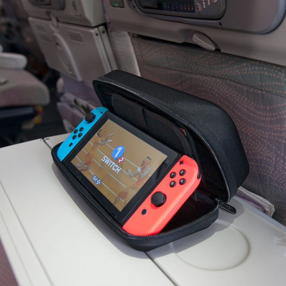 Storage Bag for Nintend Switch Nintendos Switch Console Durable Nitendo Case for NS Nintendo Switch Accessories bolsa tassen 1