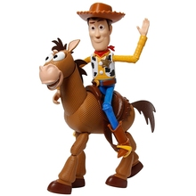 Toy story 4 toys Woody light Jessie Action Figures Cloth Body Model Doll Limited Collection Toys Children Gifts