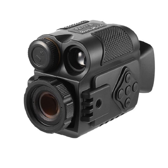 ZIYOUHU 5X Infrared Digital Night Vision Device Small Sized for Outdoor Viewing in the darkness Multi Function Hunting Monocular