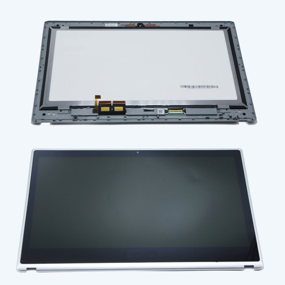 14.0 Touch Screen Digitizer LCD Assembly For Acer Aspire V5-431 431P V5-471 471P+Front Bezel Frame new 14 lcd display touch screen digitizer assembly for acer aspire v5 431 431p v5 471 471p