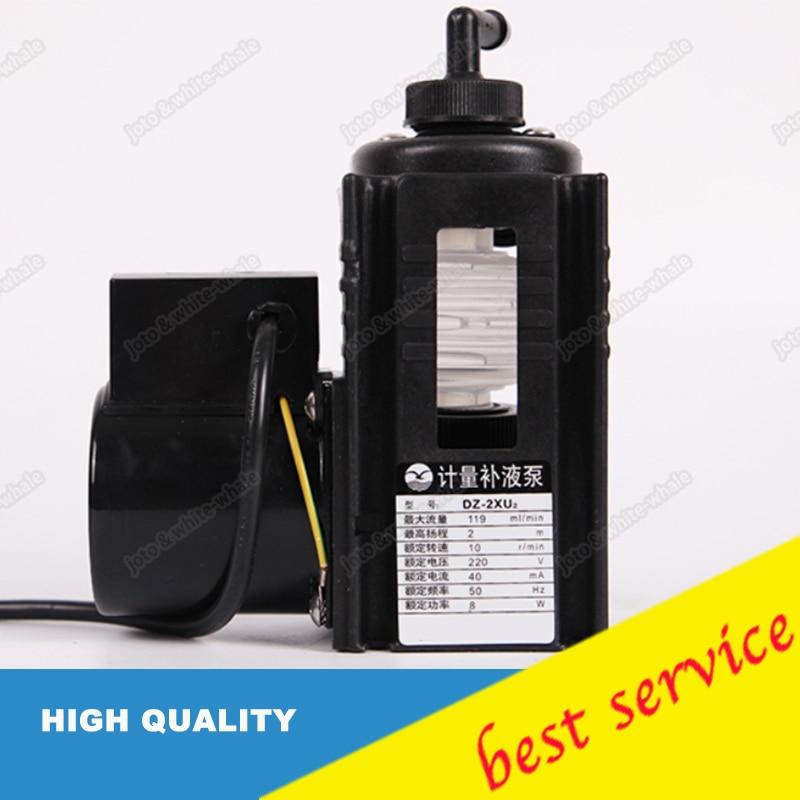 free shipping DZ 2XU2 Wholesale China Market Price Bellows liquid metering pump infusion pump dosing pump
