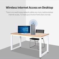אנטנה עבור USB Wifi מתאם 650Mbps Wireless Network Card Ethernet אנטנה Wifi כונס ננו LAN AC Band Dual 2.4 + 5GHz עבור Dongle למחשב Wifi (4)