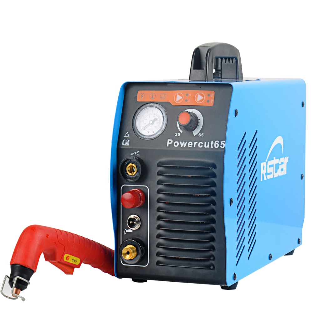 Rstar Digtal инверторов IGBT pfc Tech powermax65 плазменный резак сварочный аппарат Системы широкий Вход Напряжение 96vac ~ 300vac s45 факел