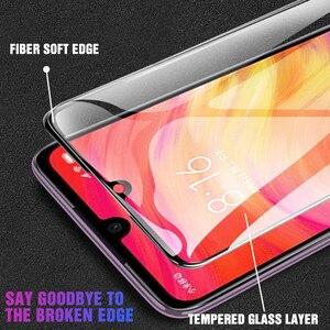 Image 2 - 9D Gehard Glas Voor Xiaomi Redmi note 7 6 5 Pro Screen Protector Voor Redmi 6 6A 5 5A 5 plus S2 Glas Beschermende Film Op note 7