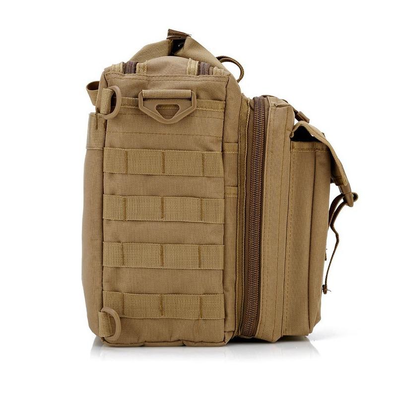 Muška vojska vojne Molle taktičke torbe na otvorenom planinarenje - Sportske torbe - Foto 3