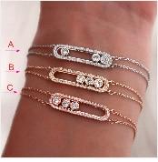 HTB1UN2Bbv6TBKNjSZJiq6zKVFXaK JaneKelly Gold-Color Luxury Sparking Brilliant Cubic Zircon Drop Earring Necklace Jewelry Sst Wedding Bridal jewelry sets