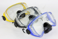 High grade 270 degrees large viewing angle Diving Masks Swimming & Diving equipment supplies Free shipping