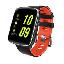 Получить скидку Smart watch Многофункциональный Bluetooth подключен Камера для iOS Android Носимых устройств Multi-Выбор языка интеллектуальные часы