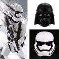 Звездные войны Свет Штурмовик Дарт Вейдер Маска Шлем Игрушки Костюм Хэллоуин Маскарад Игрушки