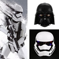 Star Wars LED Light Stormtrooper Darth Vader Mask Helmet Toys Costume Halloween Masquerade Toys