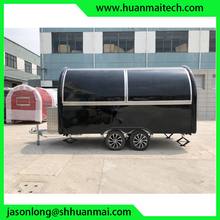 Mobile Food Truck For Sale Custom Trailer