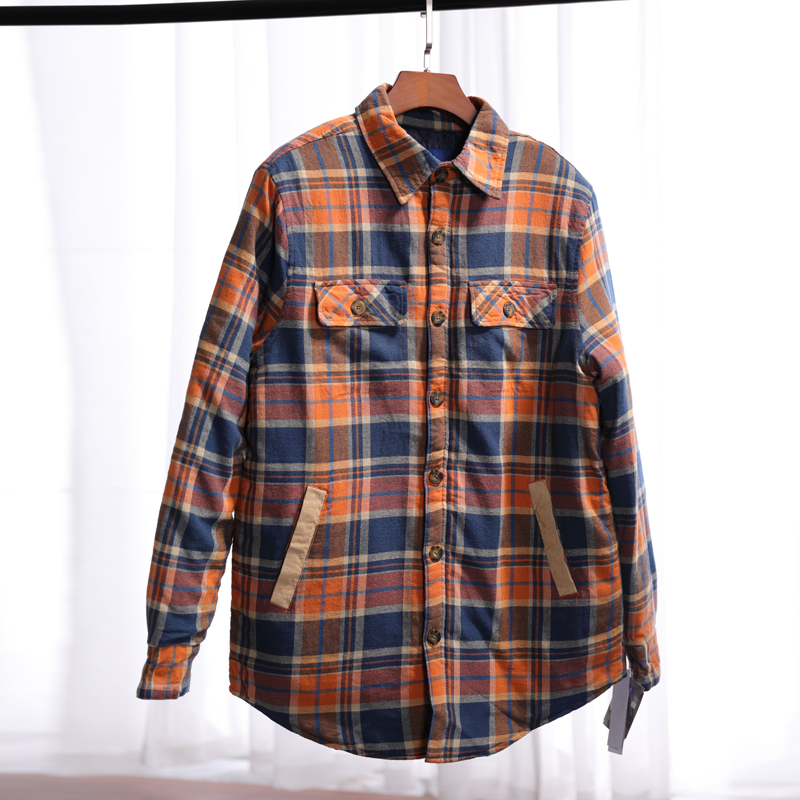 Compare Prices on Mens Flannel Shirt Jacket- Online Shopping/Buy ...