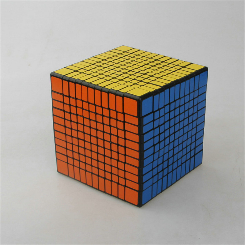 Vitesse professionnelle 11*11*11 Magic Rubike Cube Anti-Stress Puzzle Cubes jeux jouets éducatifs pour enfants enfants adultes
