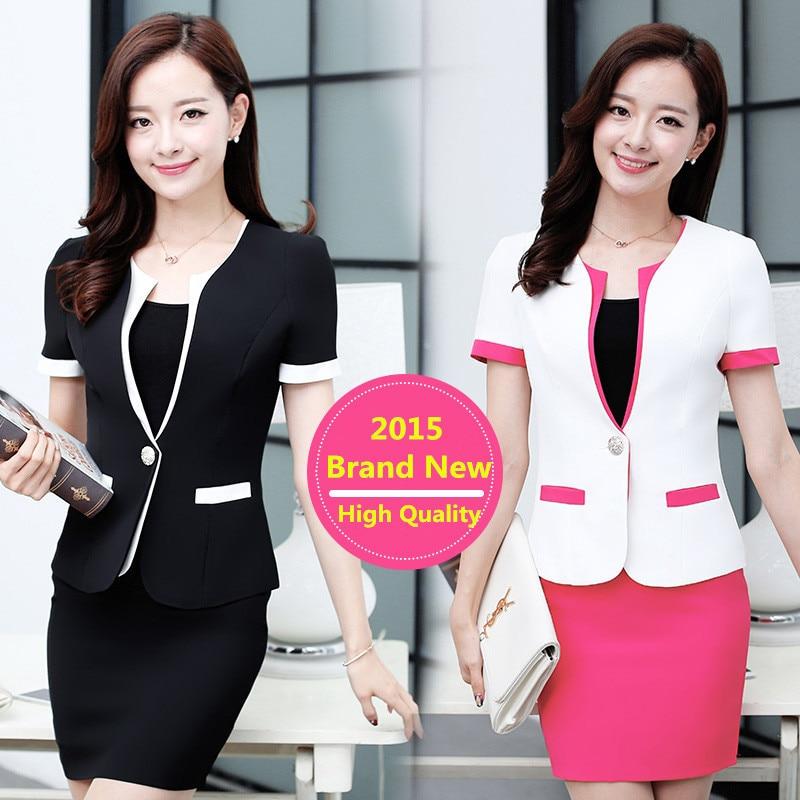 Online get cheap office uniform design for Office design uniform