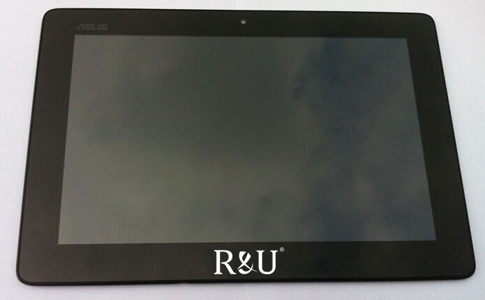 R&U Full LCD display & Touch Screen Digitizer assembly with frame for Asus PadFone 2 Station A68 Tablet PC 41.1AUP304.203