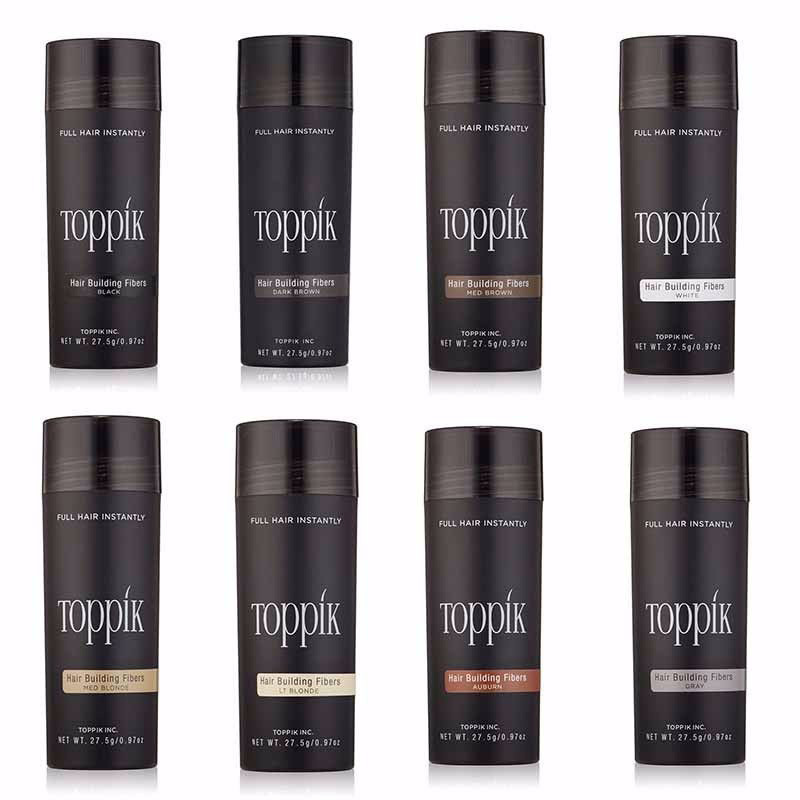 Toppik Hair Building Fibers Beauty  Applicator Spray Nozzle Pump Hair Sprays For Hair Loss Concealer Powder