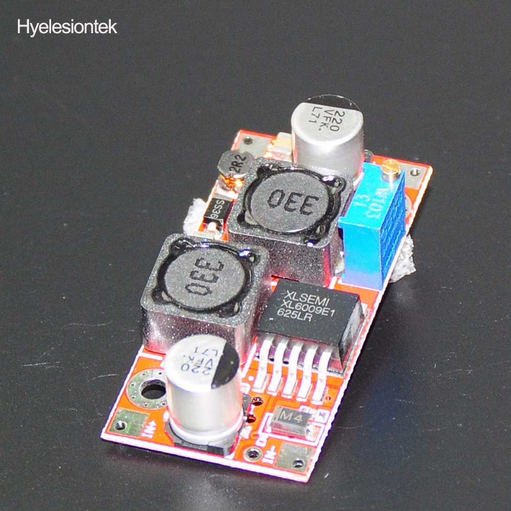20PCS XL6009 4A 20W DC DC Boost Buck Step Up Step Down Converter Adapter 5-32V to 1.2-35V Adjustable Module Power Supply Voltage