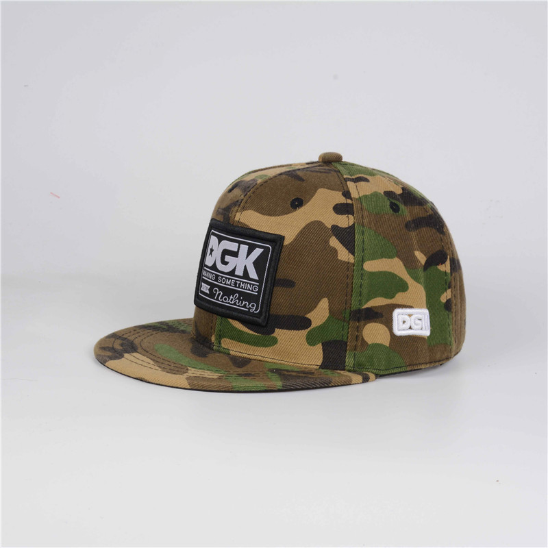 product 2015 brand DGk camouflage bone snapback ladies gorras hiphop baseball cap summer casual como casquette flat hat for women men