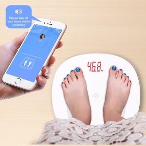 Image 5 - GASON S6 גוף שומן סולם רצפת מדעי חכם אלקטרוני LED דיגיטלי משקל איזון האמבטיה Bluetooth APP אנדרואיד או IOS