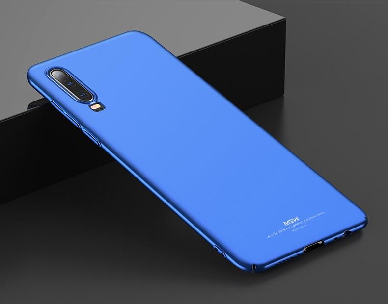 Huawei P30 Case for Huawei P30 Pro Case Hard P30 Lite Cover Slim Matte Back Cover Fingerprint Proof Fundas (15)