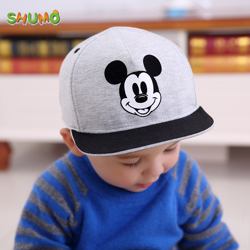 2abf7404c70 2018 New Spring Summer Cartoon Children Baseball Cap Boys Sun Hat Hiphop  Cap Toddler Kids Hat Caps pokemon 0 6Y-in Hats   Caps from Mother   Kids on  ...